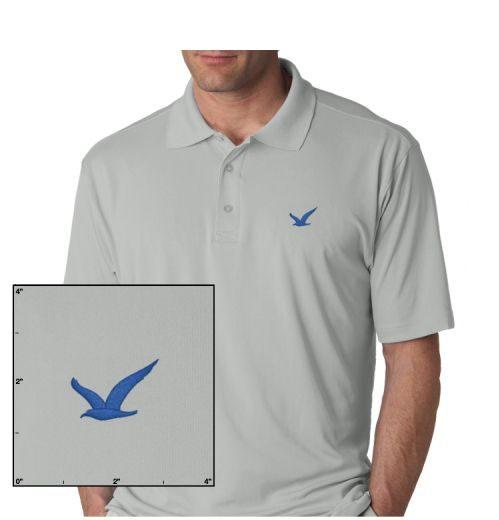Blue Gull Cool-N-Dri Sport Polo