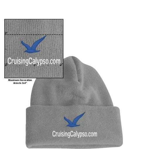 Cruising Calypso Winter Hat