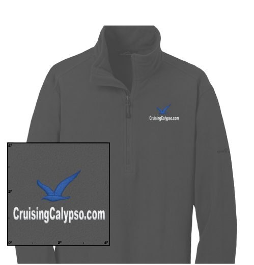 Cruising Calypso Cold Weather Fleece By Eddie Bauer